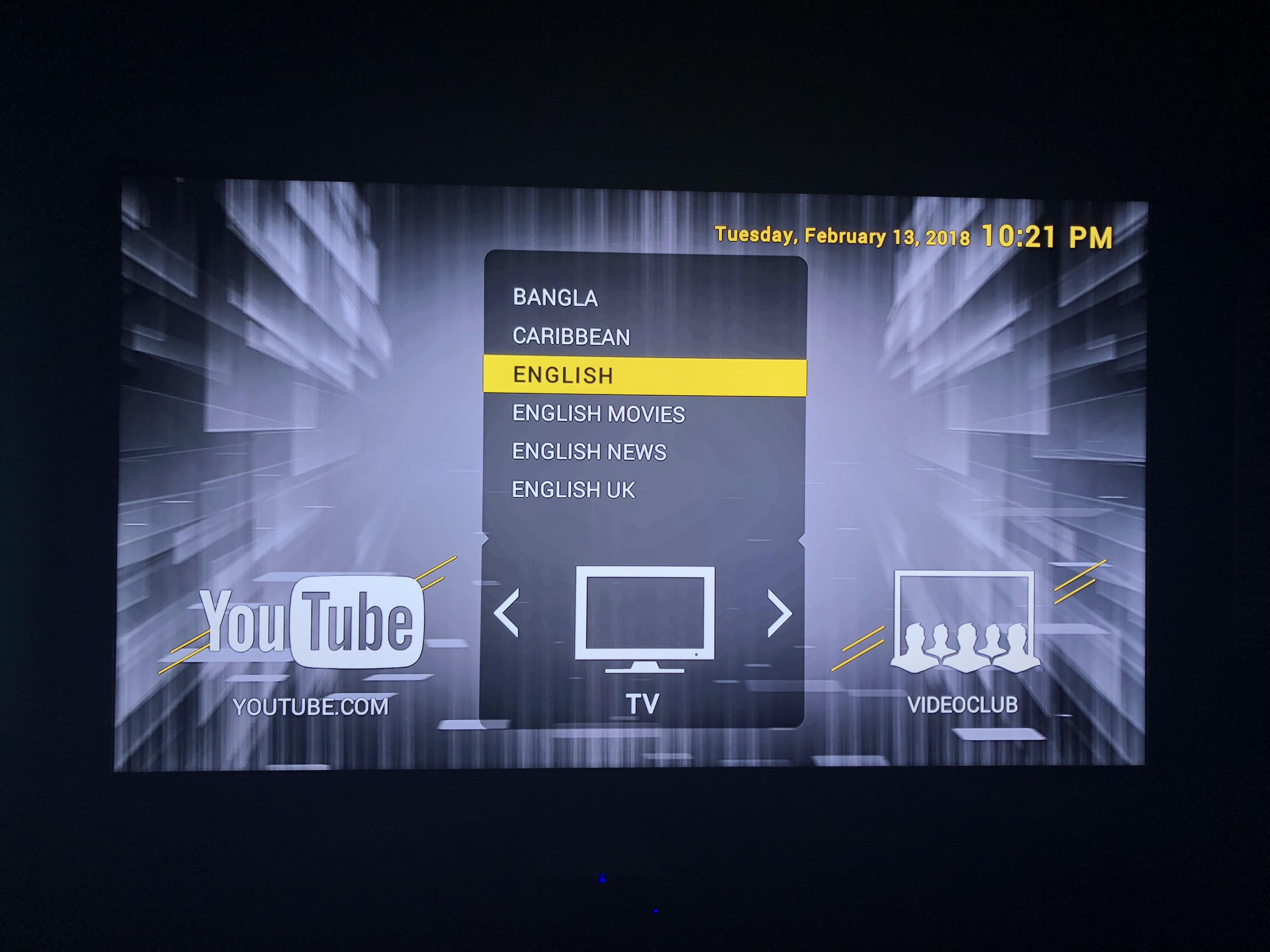 EpicTV Subscription Support